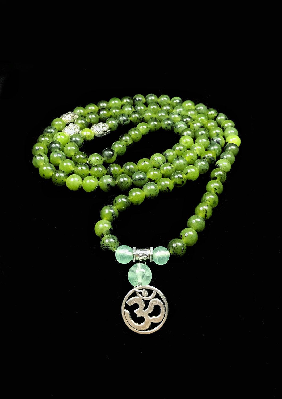 Rosary of natural Jade Ural 108 b, Rosary, Moscow,  Фото №1