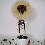 Для дома и интерьера ручной работы. Ярмарка Мастеров - ручная работа Кофейная фантазия. Handmade.