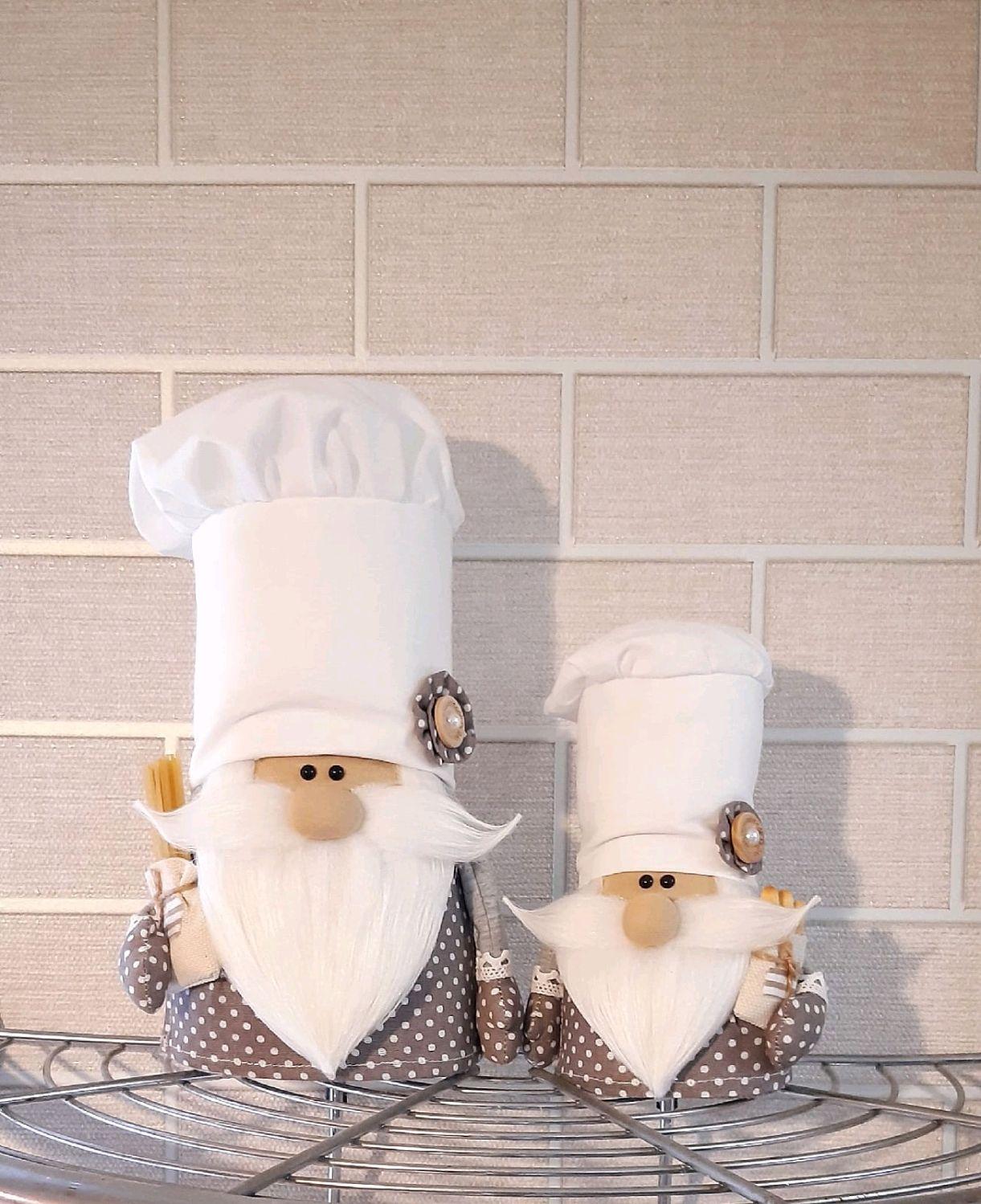 Повар с поварёнком!, Декор в стиле Тильда, Тула,  Фото №1