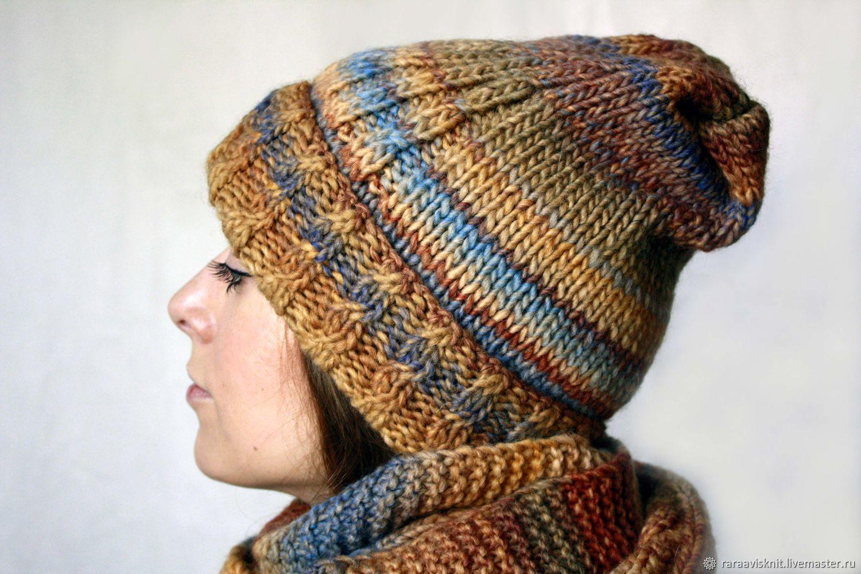 d007e63f37a Hats handmade. Livemaster - handmade. Buy Hat womens mens