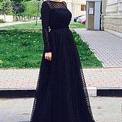 """Одежда ручной работы. Ярмарка Мастеров - ручная работа Вечернее платье """"Пиковая дама"""". Handmade."""