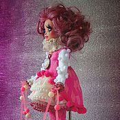 Куклы и игрушки handmade. Livemaster - original item MIA. Pink mood. OOAK.. Handmade.