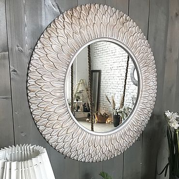 Для дома и интерьера ручной работы. Ярмарка Мастеров - ручная работа Зеркала: New Classic. Handmade.