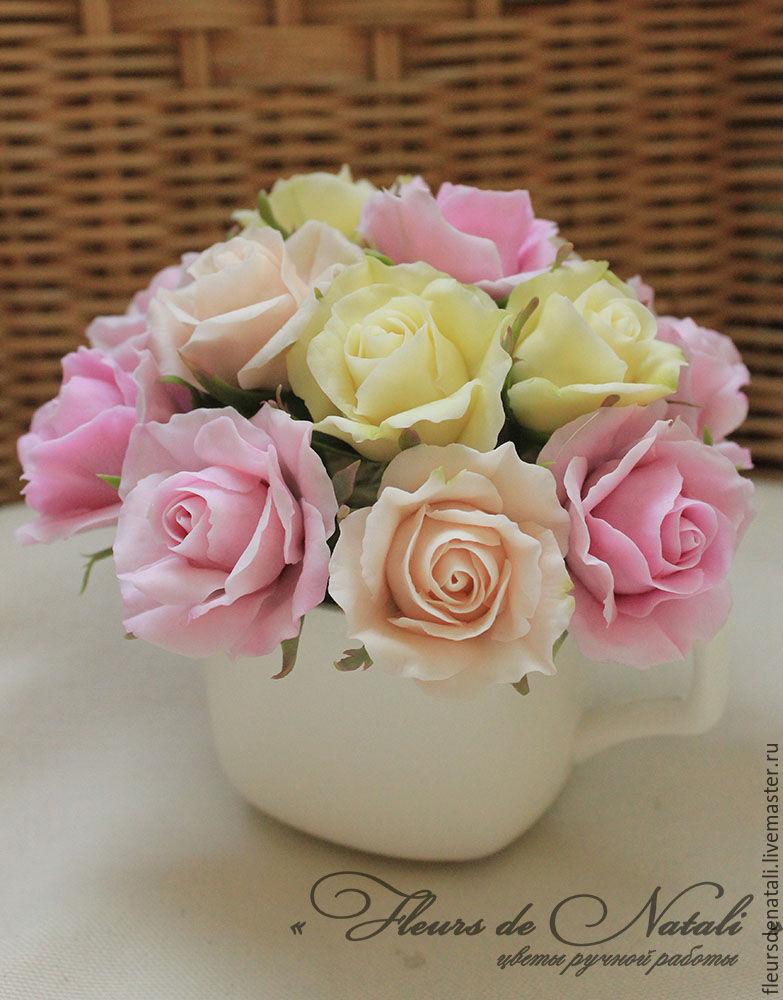 супер картины розы из полимерной глины фото моих сториз