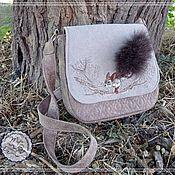 Сумки и аксессуары handmade. Livemaster - original item Bag Of