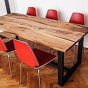 Столы ручной работы. Ярмарка Мастеров - ручная работа Стол офисный. Handmade.