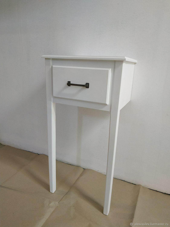 Console Table With Drawer U0027Torontou0027 White. Vasilevworkshop. Online Shopping  · Furniture Handmade.