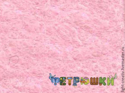 Валяние ручной работы. Ярмарка Мастеров - ручная работа. Купить Розовый фетр п/ш 20x30 см 1,2 мм, пр-во Испания. Handmade.