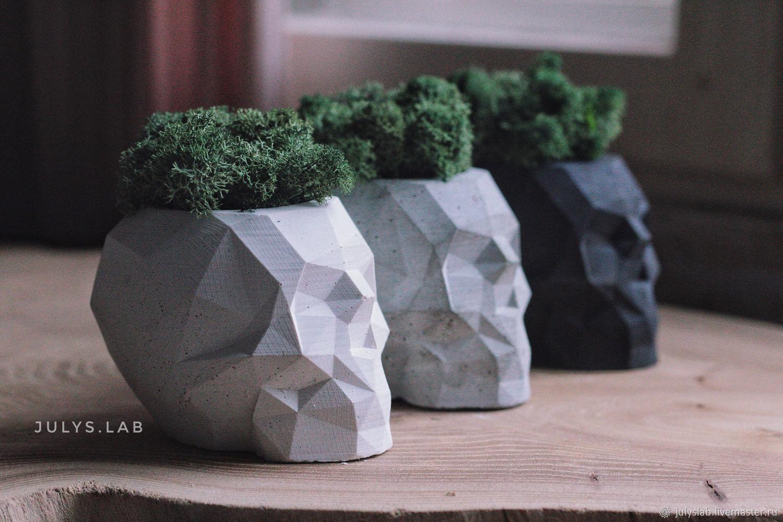 Кашпо под бетон купить подбор составов бетонных смесей расчет