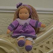 Куклы и игрушки handmade. Livemaster - original item Betty (Waldorf toy). Handmade.