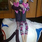 Куклы и игрушки ручной работы. Ярмарка Мастеров - ручная работа Куклы Тильды и не только. Handmade.