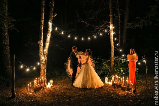 Свадебные цветы ручной работы. Ярмарка Мастеров - ручная работа. Купить Ночная выездная регистрация. Handmade. Комбинированный, свадебные аксессуары