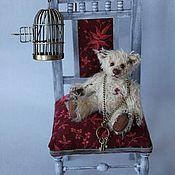 """Куклы и игрушки ручной работы. Ярмарка Мастеров - ручная работа Мишка """"Старый друг """". Handmade."""