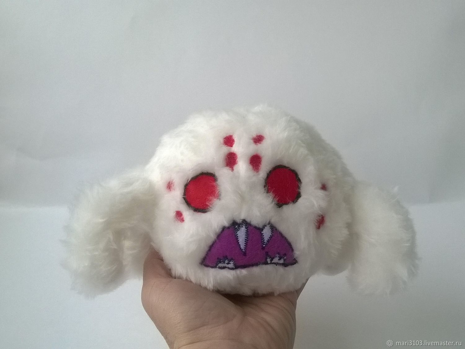 deep Spider from the game Don t Starve, Stuffed Toys, Vyazma,  Фото №1