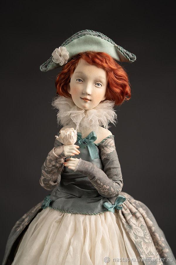 Авторская кукла Мия, Куклы и пупсы, Москва,  Фото №1