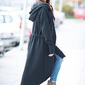 Одежда handmade. Livemaster - original item Hooded Coat - CT0040PM. Handmade.