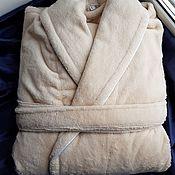 Одежда handmade. Livemaster - original item Women`s velour-Mahra robe