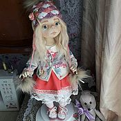 Куклы и пупсы ручной работы. Ярмарка Мастеров - ручная работа Яруняшка Клёпа. Handmade.