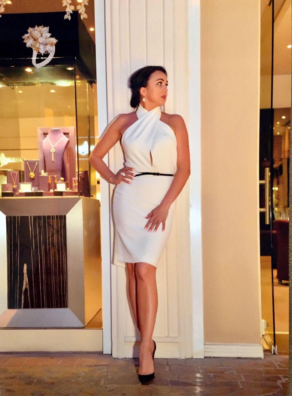 White dress, designer dress, dress !, Dresses, Moscow,  Фото №1