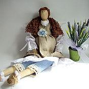 Куклы и игрушки ручной работы. Ярмарка Мастеров - ручная работа Ангел для будущей мамы.Кукла в стиле Тильда.. Handmade.