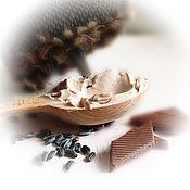 """Косметика ручной работы. Ярмарка Мастеров - ручная работа """"Подсолнух и Какао"""" питательный крем для стоп с увлажняющим эффектом.. Handmade."""