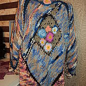 Одежда handmade. Livemaster - original item Jumper oversize