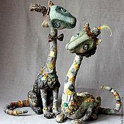 Куклы и игрушки ручной работы. Ярмарка Мастеров - ручная работа Интерьерная скульптура. Handmade.