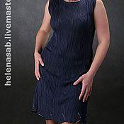 """Одежда ручной работы. Ярмарка Мастеров - ручная работа Платье """"Звёздная ночь"""". Handmade."""