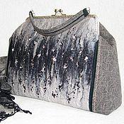 Сумки и аксессуары handmade. Livemaster - original item bag northern lights