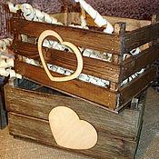 Для дома и интерьера handmade. Livemaster - original item Decorative box for exclusive pastries, cakes, eggs.. Handmade.