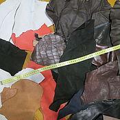 Материалы для творчества ручной работы. Ярмарка Мастеров - ручная работа весовой набор №301 натуральная кожа. Handmade.