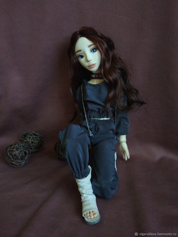 Шарнирная кукла Tomboy, Шарнирная кукла, Уфа,  Фото №1