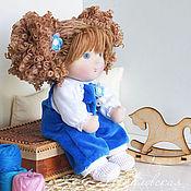 Куклы и игрушки ручной работы. Ярмарка Мастеров - ручная работа Рисальдинка Светланка. Handmade.