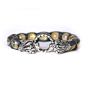 Украшения handmade. Livemaster - original item Natural stones citrine. Bracelet with citrine Lions. Citrine buy. Handmade.