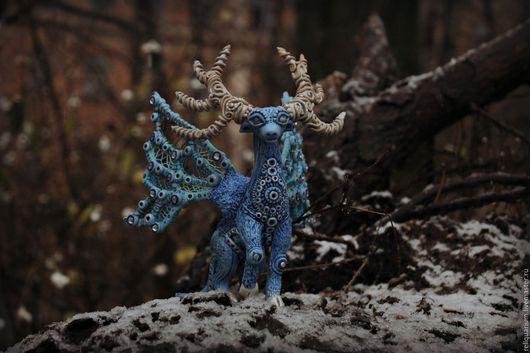 Торвальд - снежный олень