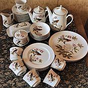 Посуда ручной работы. Ярмарка Мастеров - ручная работа Сервиз Японский Chori Murakami. Handmade.
