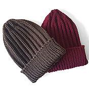 Аксессуары handmade. Livemaster - original item Knitted hat-cone