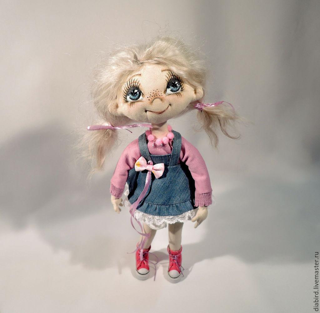 кукла текстильная фото