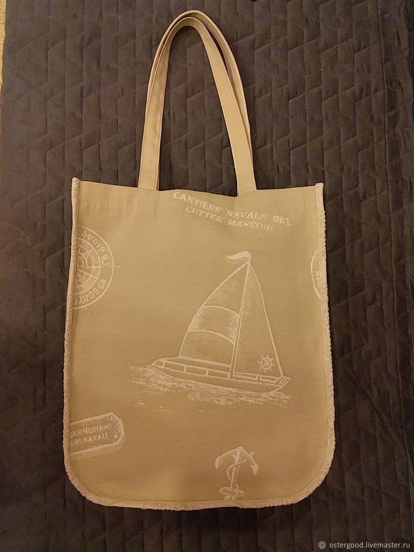 Морской якорь, Пляжная сумка, Новосибирск,  Фото №1