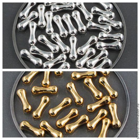 трубочка в форме собачьей косточки