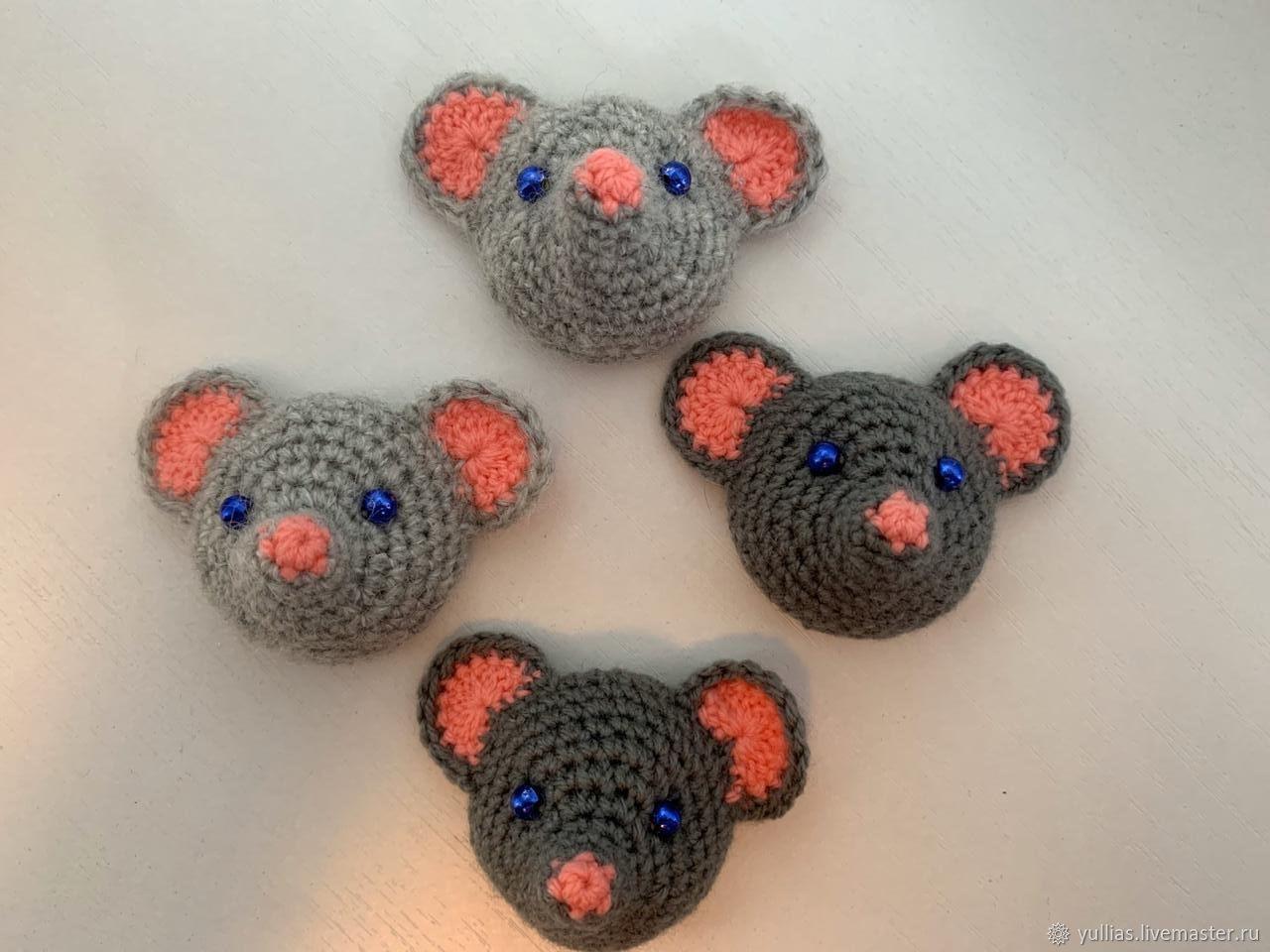 мышки, Магниты, Болотное,  Фото №1