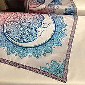 handmade. Livemaster - original item tablecloth 52h52 cm.