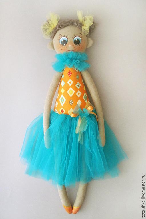 Человечки ручной работы. Ярмарка Мастеров - ручная работа. Купить Игровая куколка. Handmade. Разноцветный, Кукла игровая, игрушка для детей