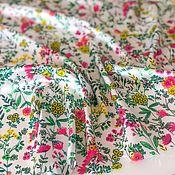 Материалы для творчества handmade. Livemaster - original item Italy fabric satin faux silk