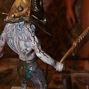 Куклы и пупсы ручной работы. Ярмарка Мастеров - ручная работа Пирамидоголовый из Silent Hill. Handmade.