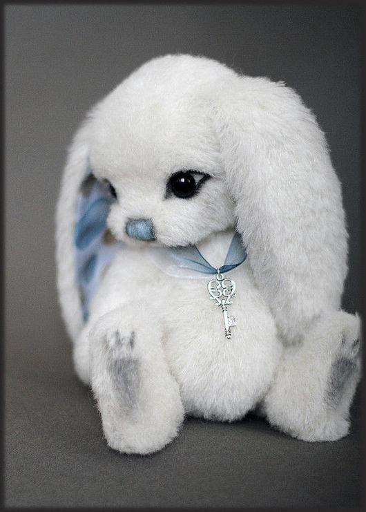 Мишки Тедди ручной работы. Ярмарка Мастеров - ручная работа. Купить кролик Гудвин. Handmade. Кролик
