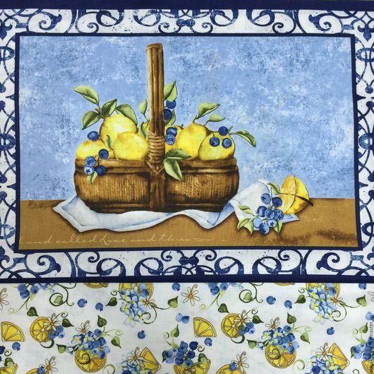 """Шитье ручной работы. Ярмарка Мастеров - ручная работа. Купить Коллекция """"Sweet Tart Parfait"""". Handmade. Белый, черника, хлопок"""