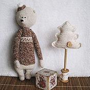 Куклы и игрушки ручной работы. Ярмарка Мастеров - ручная работа Игрушки - зверята. Handmade.