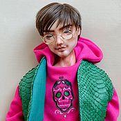 Куклы и пупсы ручной работы. Ярмарка Мастеров - ручная работа Майкл. Авторская кукла.. Handmade.
