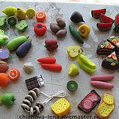 Куклы и игрушки ручной работы. Ярмарка Мастеров - ручная работа Кулинарная миниатюрка. Handmade.